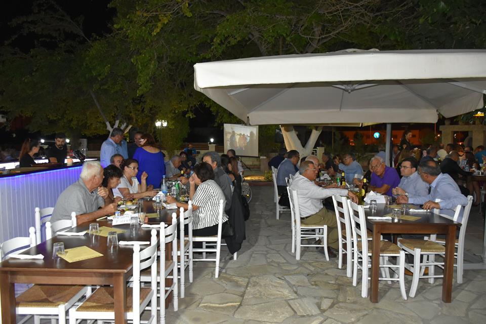 ΑΣΙΛ: Γεμάτο αναμνήσεις και συγκίνηση το Gala Diner