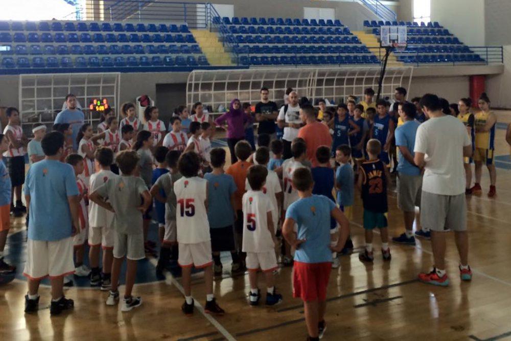Ο Άτλαντας φιλοξενεί αθλητές της Αλ Ριγιάτι