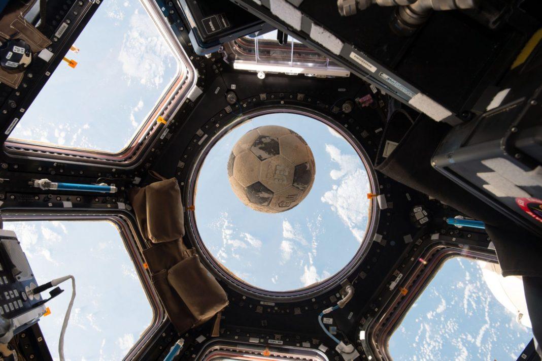 Η μπάλα που έφτασε στο διάστημα 31 χρόνια μετά