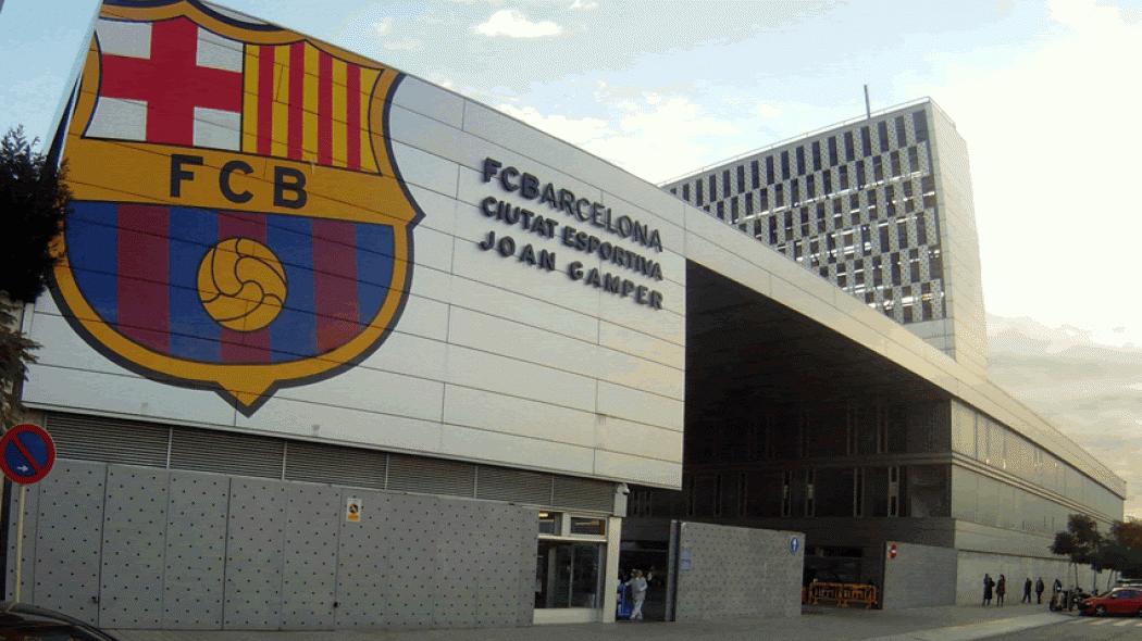 «Γιόχαν Κρόιφ» ονομάζει το γήπεδο στο προπονητικό κέντρο της η Μπαρτσελόνα