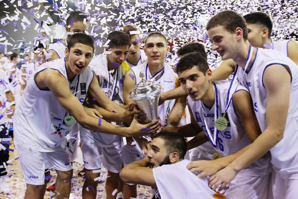 Νίκος Αναστασιάδης: «Το ταλέντο και η δύναμη σας