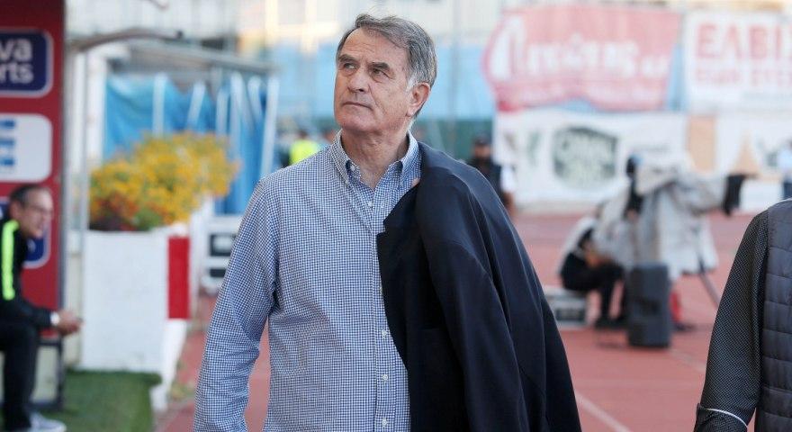 Μπάγεβιτς: «Δεν είπα ποτέ γίγαντα τον Ολυμπιακό»!