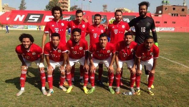 Στο... πρωτάθλημα Αιγύπτου η Μπάγερν Μονάχου!