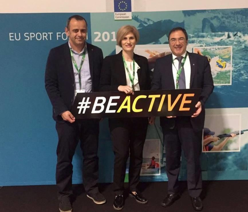 ΚΟΑ: Συμμετείχε στις εργασίες του ευρωπαϊκού αθλητικού φόρουμ στη Μάλτα