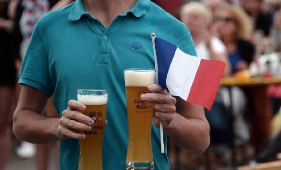 Κόβει το αλκόολ η γαλλική κυβέρνηση!