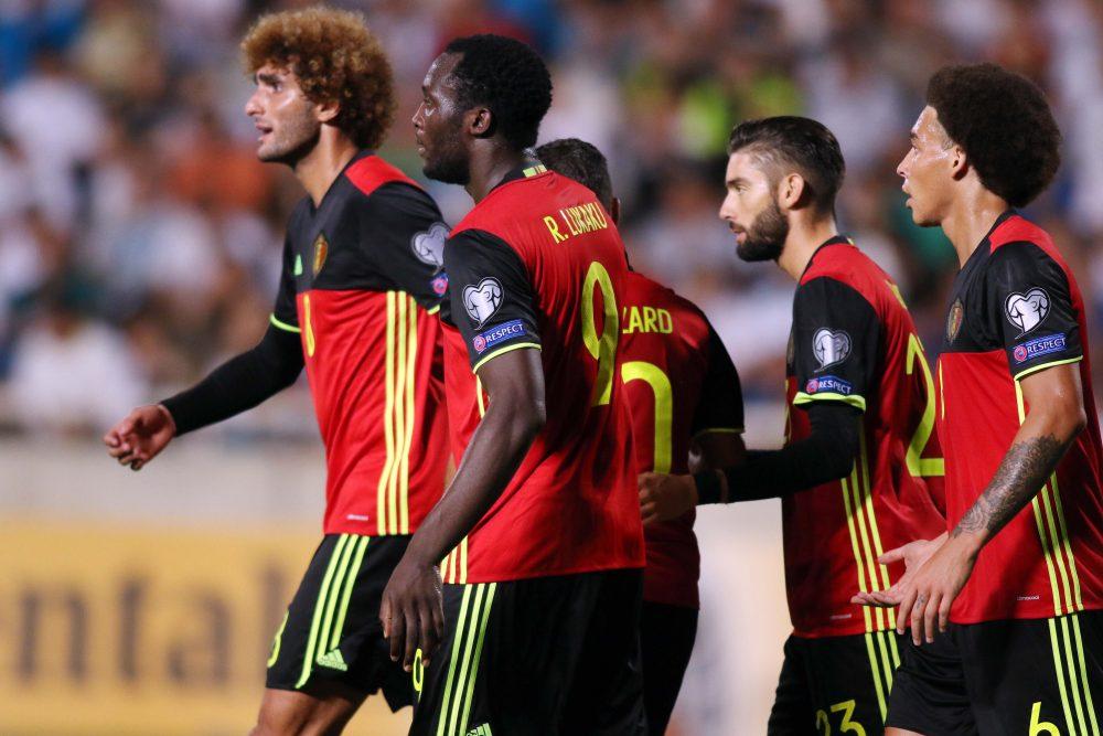 2.000.000 Βέλγοι είδαν την Εθνική!