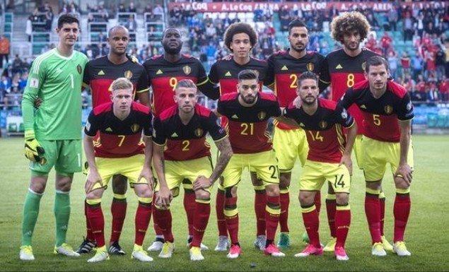 Με Κομπανί η 23άδα του Βελγίου για το Παγκόσμιο Κύπελλο