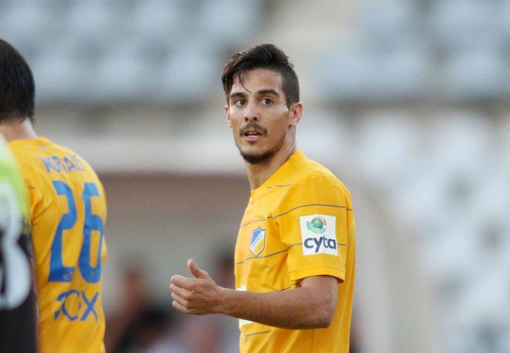 Μπερτόλιο: «Μια άλλη νίκη και το πρώτο μου γκολ»