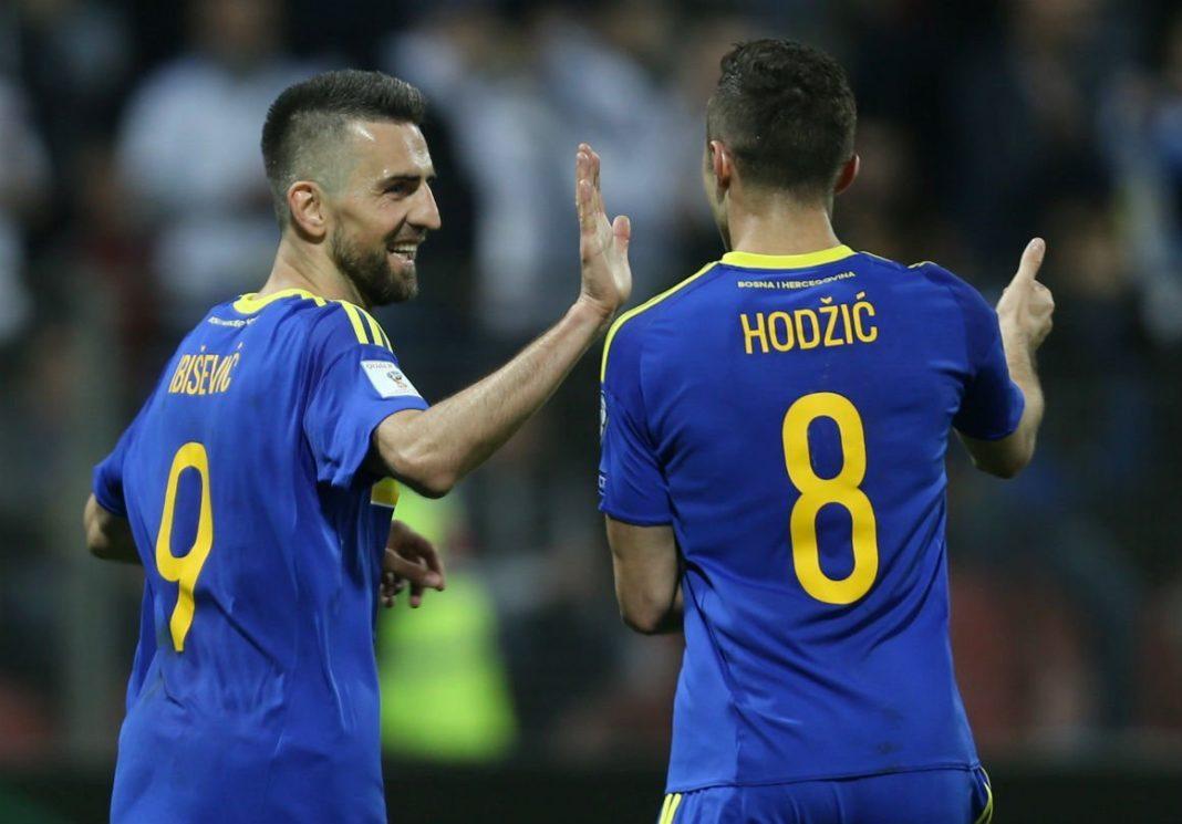 Πέντε στο «σβηστό» η Βοσνία (video)