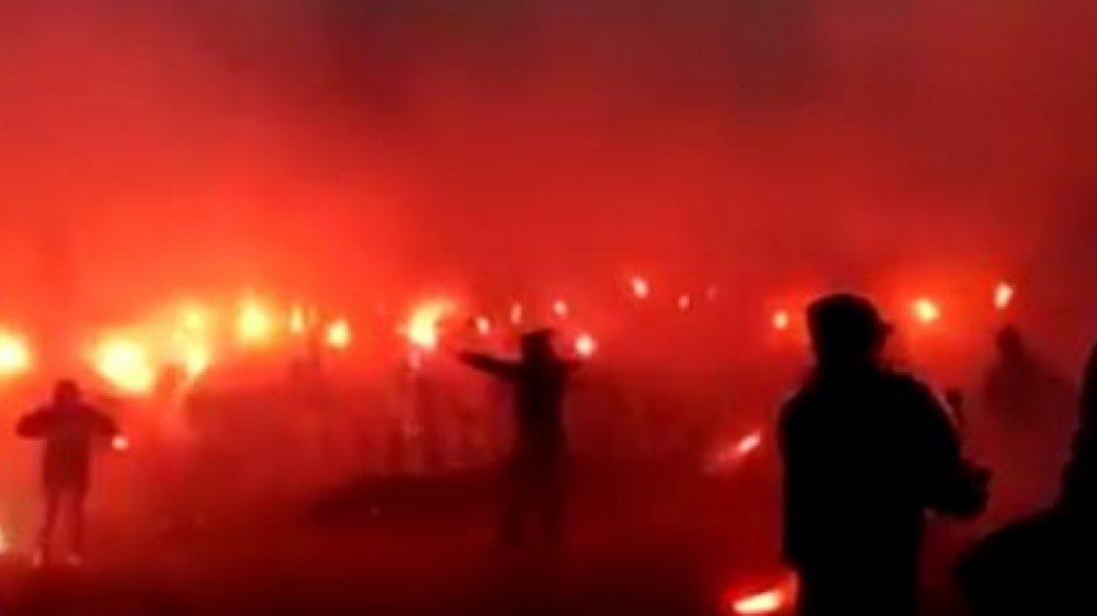 Έβαλαν «φωτιά» στις Βρυξέλλες οι Βόσνιοι (vid)