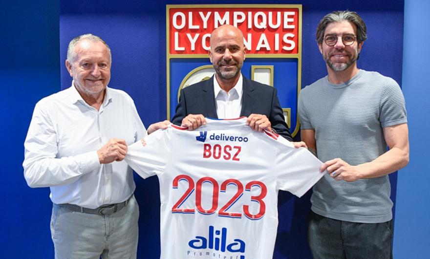 Νέος προπονητής της Λιόν ο Πίτερ Μπος!