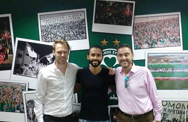 «Πράσινος» και ο Μπρούνο Νασιμέντο! (pics & videos)