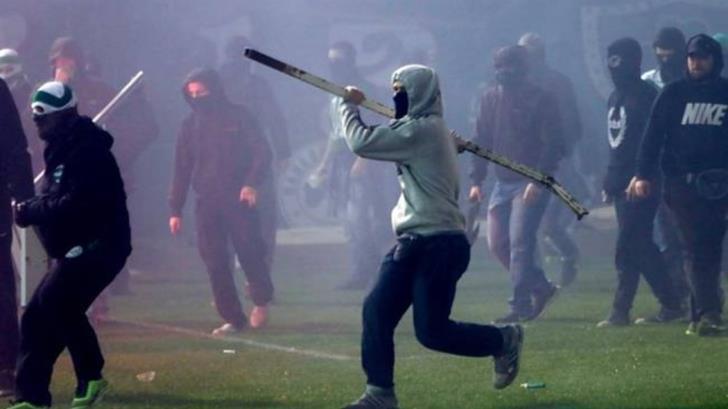 116 συλλήψεις για βία στα γήπεδα