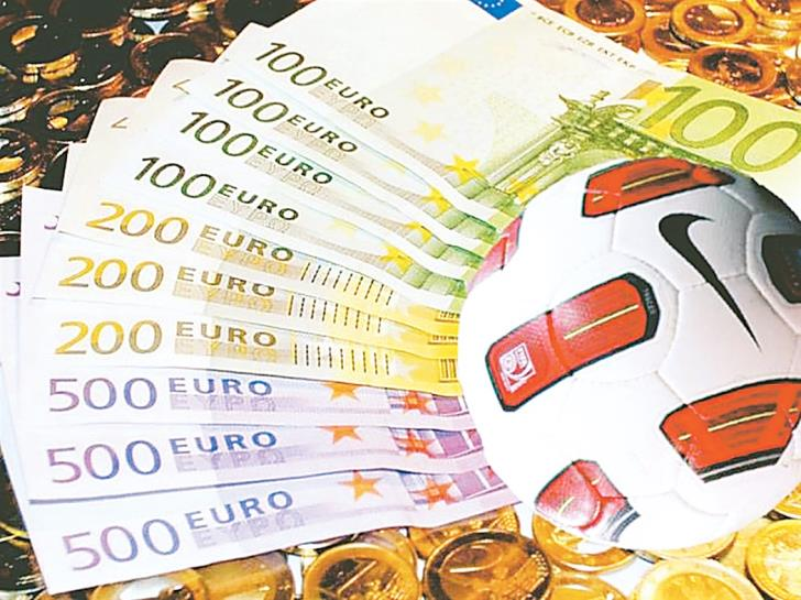 €861 εκατoμμύρια στο στοίχημα σε τρία χρόνια!