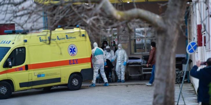 116 οι νεκροί στην Ελλάδα – Μόλις 10 νέα κρούσματα