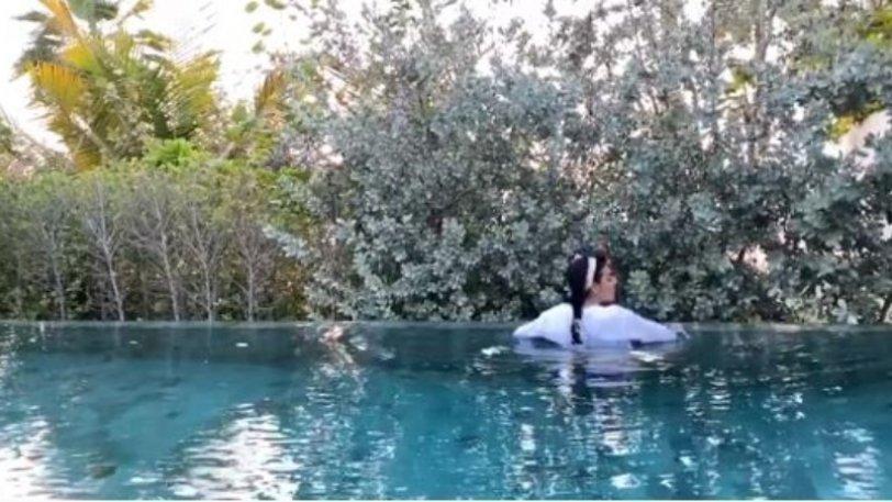 «Κολάζει» από το Ντουμπάι η σύντροφος του Κριστιάνο Ρονάλντο (vid)