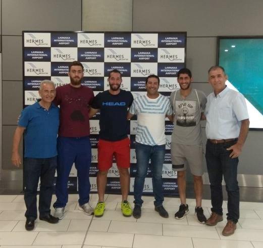 Ο ΚΟΑ συγχαίρει την Εθνική ομάδα Davis Cup στο τένις