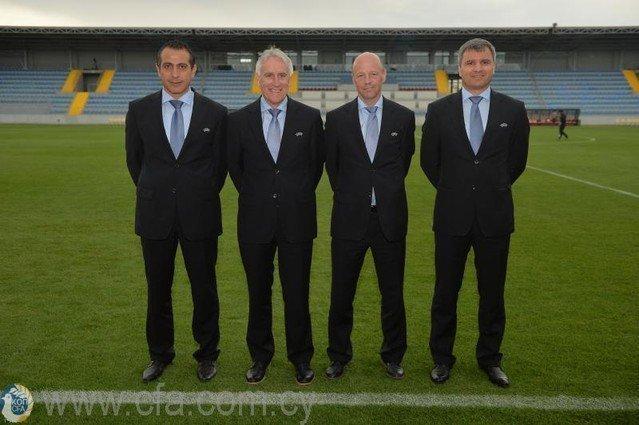 Εκπροσώπηση της ΚΟΠ και στην Τεχνική Επιτροπή Ποδοσφαίρου της UEFA