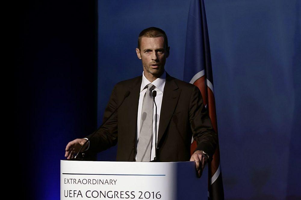 Νέος πρόεδρος της UEFA o Σέφεριν