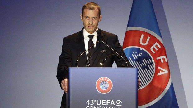 Πρόεδρος UEFA: «Ο κορωνοϊός δεν θα κερδίσει τη μάχη με το ποδόσφαιρο»