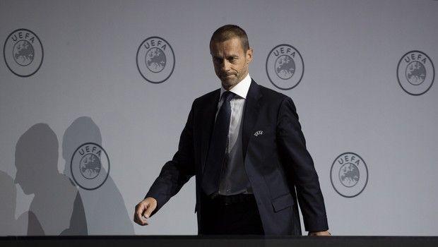 Διαψεύδει η UEFA: «Ο Τσεφέριν ποτέ δεν είπε για φινάλε στις 3 Αυγούστου»