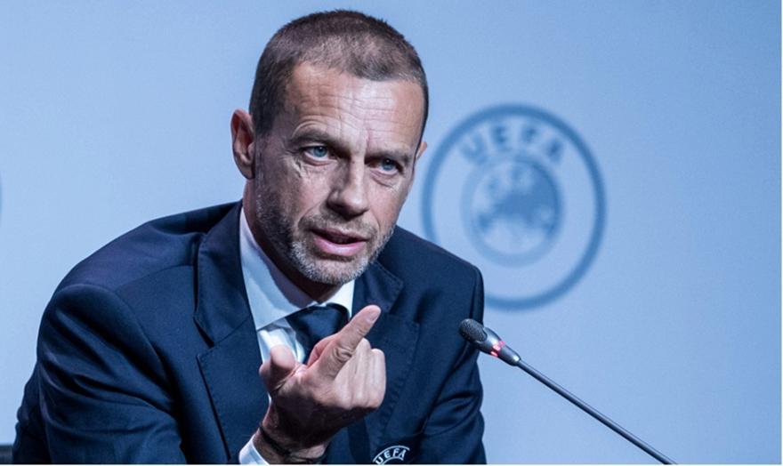 Η UEFA δεν τιμωρεί τους 12... επαναστάτες