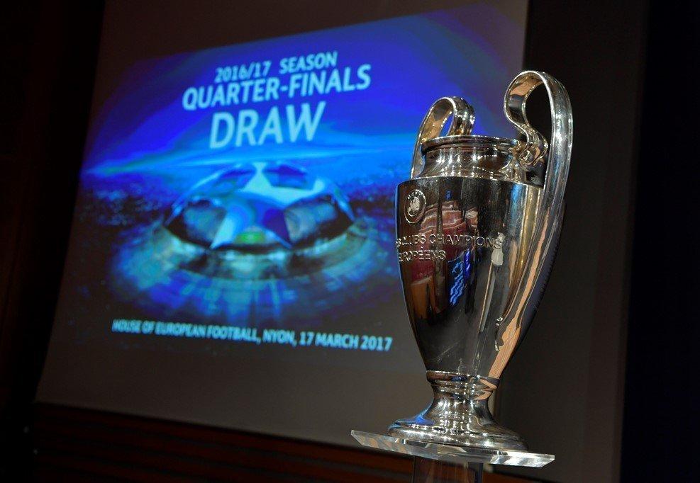 Champions League: Ματς-φωτιά στους «8»!