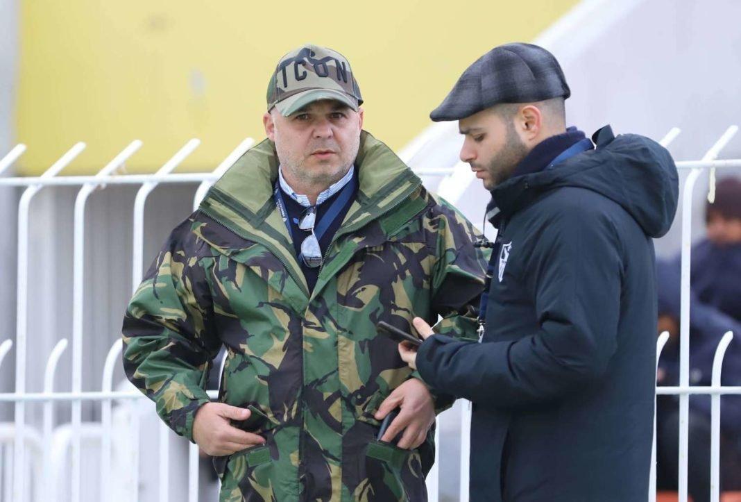 O «στρατιώτης» Χαμπουλλάς και η κουβέρτα της κυρίας Κετσπάγια