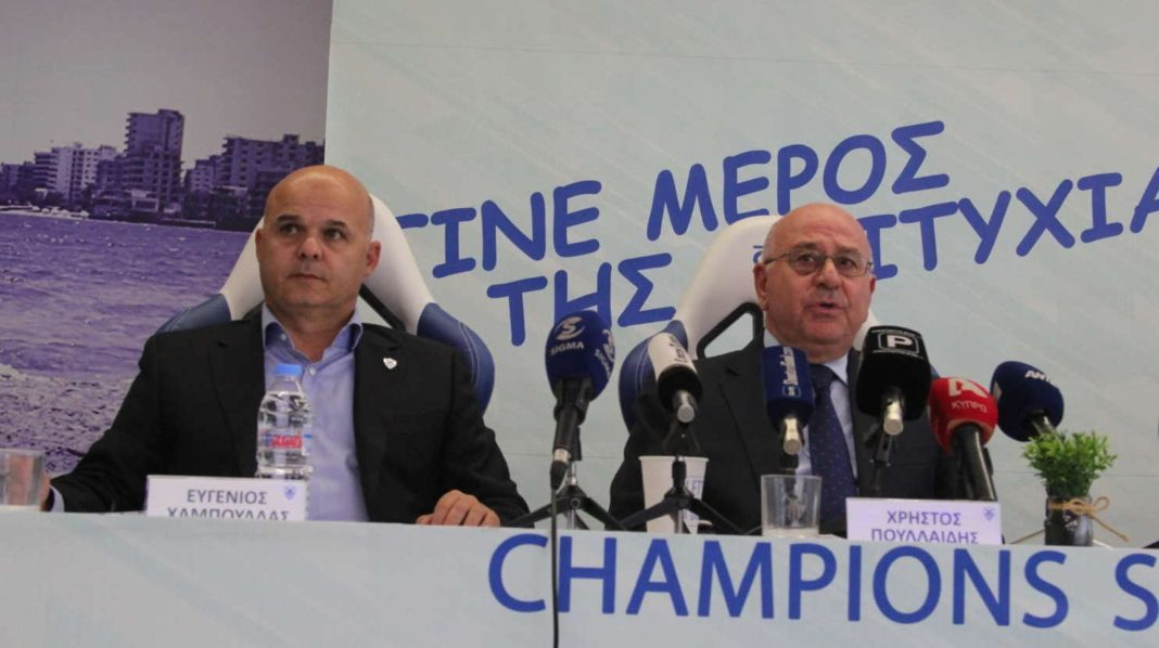 Ο Τσιράκης διευκρινίζει για τις πληρωμές της Ανόρθωσης