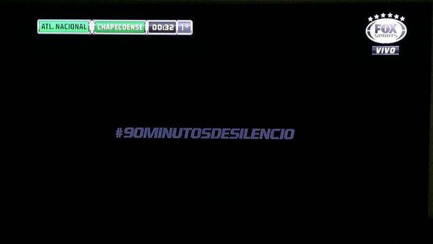 Ο απόλυτος σεβασμός από τηλεοπτικό σταθμό στα θύματα της Τσαπεκοένσε