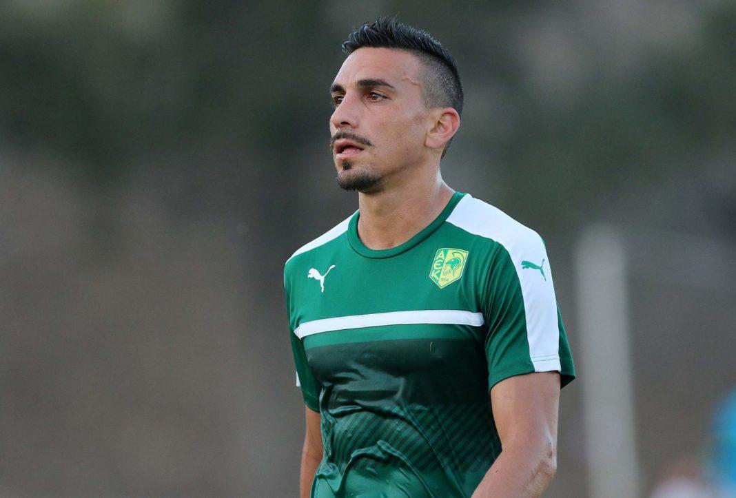 Χαραλαμπίδης: «Μεγάλο βήμα στο ποδόσφαιρο»