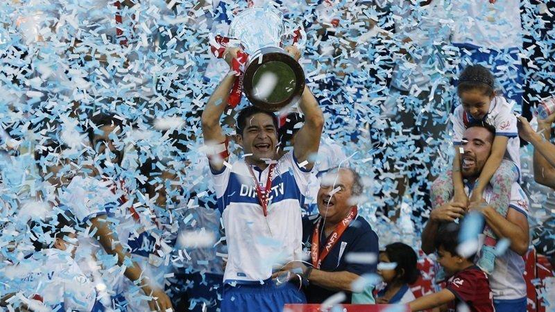 Πρωταθλήτρια στην Χιλή η Ουνιβερσιδάδ Κατόλικα