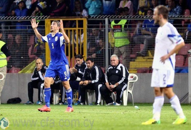 Η τρίτη αναμέτρηση της Εθνική μας με τη Βοσνία / Ερζεγοβίνη