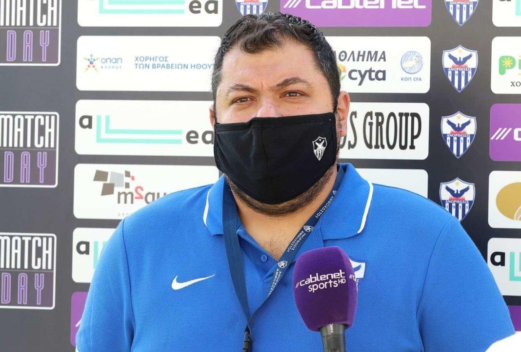 «Ο πρωταθλητής Κύπρου της επόμενης σεζόν σχεδόν σίγουρα σε ομίλους!»