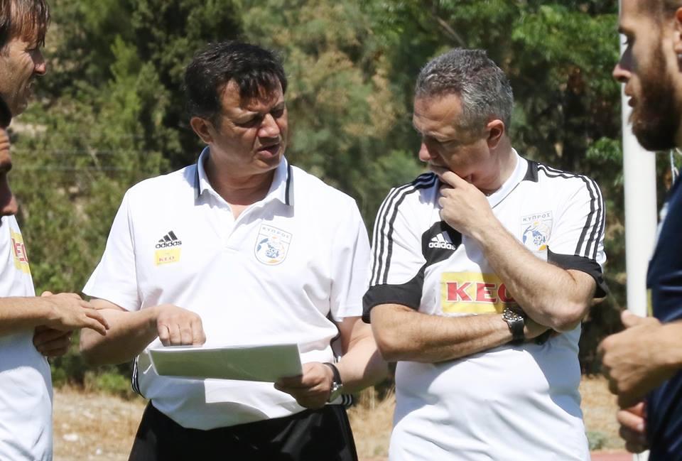 Χριστοφόρου: «Μεγάλη ευκαιρία να παίξουμε με την Πορτογαλία» (δηλώσεις παικτών / vids)