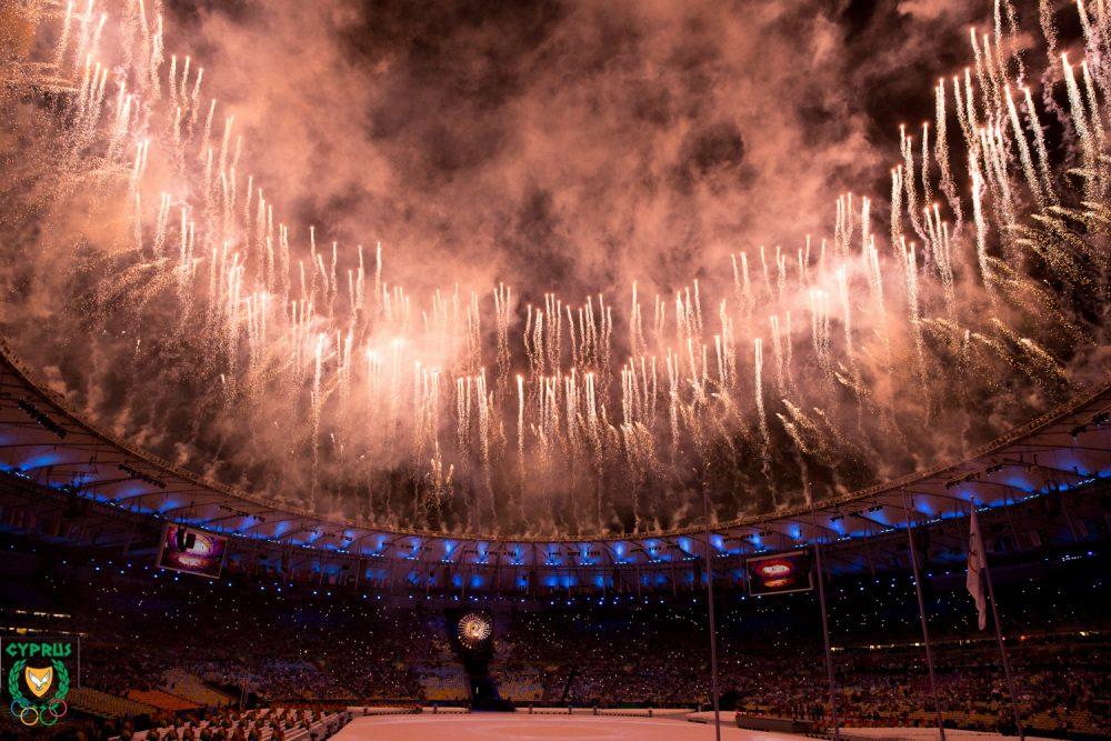 Ολοκληρώθηκαν οι Ολυμπιακοί Αγώνες του Ρίο με την τελετή λήξης