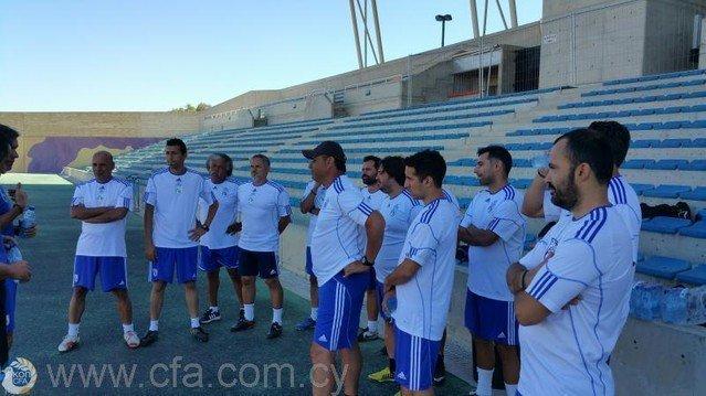 Αρχίζει η τελική φάση του σεμιναρίου UEFA Elite Youth Α