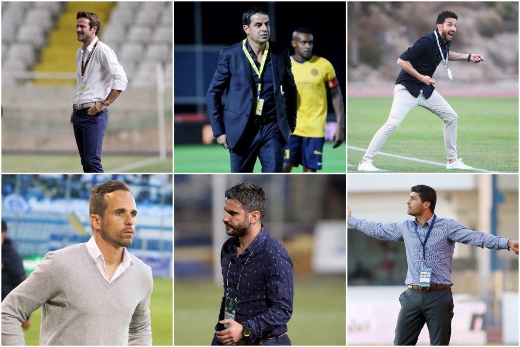 Προπονητές