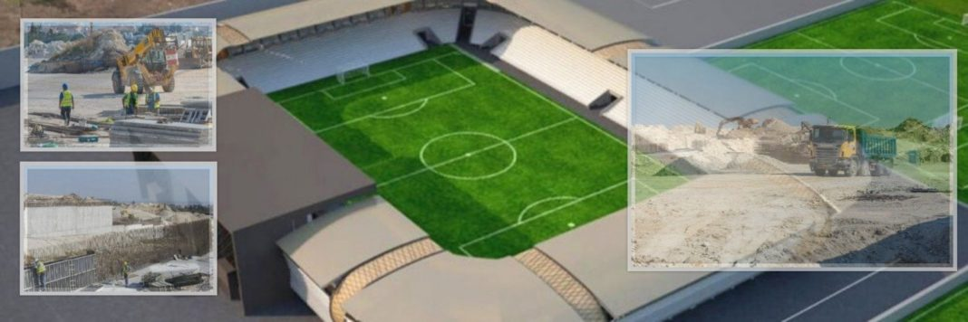 Limassol Arena με συστήματα Ανανεώσιμων Πηγών Ενέργειας