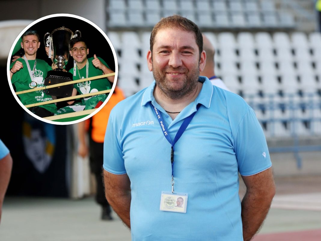 H επίσημη θέση της Πάφος FC για Λοΐζου και Πάντσεον