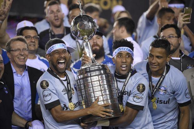 Η Γκρέμιο κατέκτησε το Copa Libertadores (video)