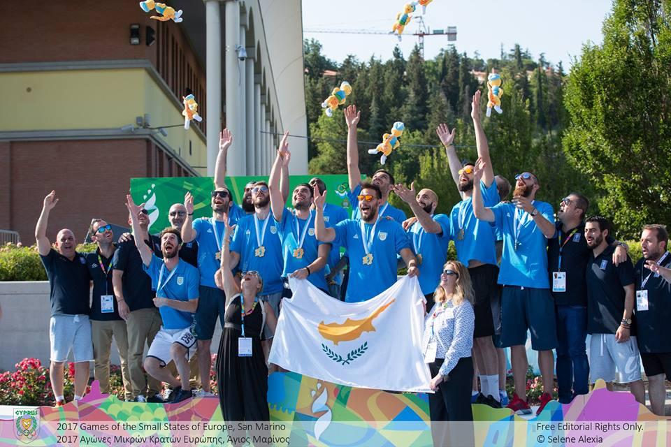 ΑΜΚΕ: Αντίο Σαν Μαρίνο με τη 2η θέση στα μετάλλια