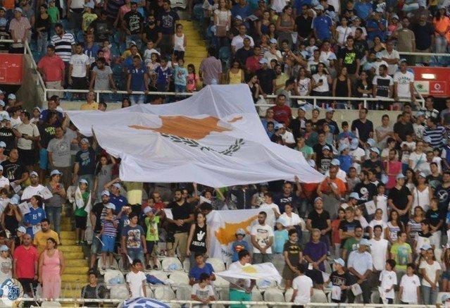 Πληροφορίες για τα εισιτήρια του αγώνα Κύπρος - Βέλγιο