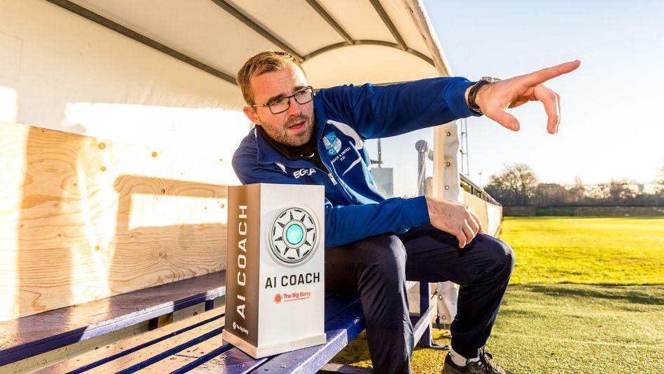 Η πρώτη ποδοσφαιρική ομάδα με προπονητή... ρομπότ! (pics & video)