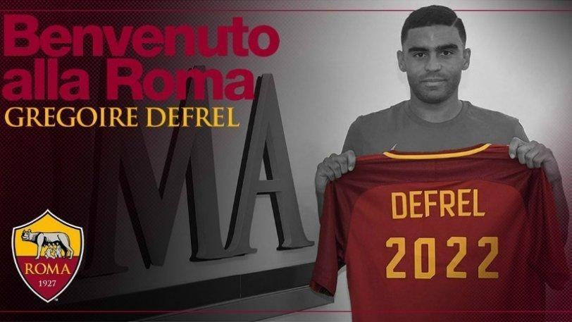 Ανακοίνωσε Ντεφρέλ η Ρόμα