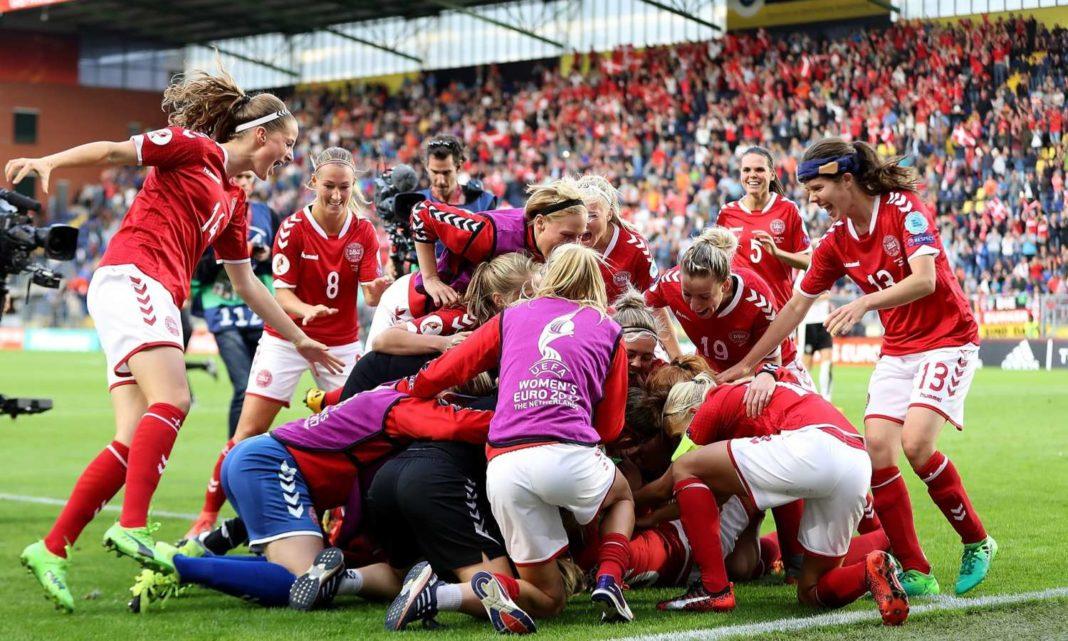 Ολλανδία - Δανία στον τελικό του Ευρωπαϊκού Πρωταθλήματος Γυναικών