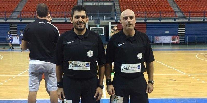 Οι Διαιτητές της 1ης Αγωνιστικής Πρωταθλήματος ΟΠΑΠ Ανδρών Α' Κατηγορίας