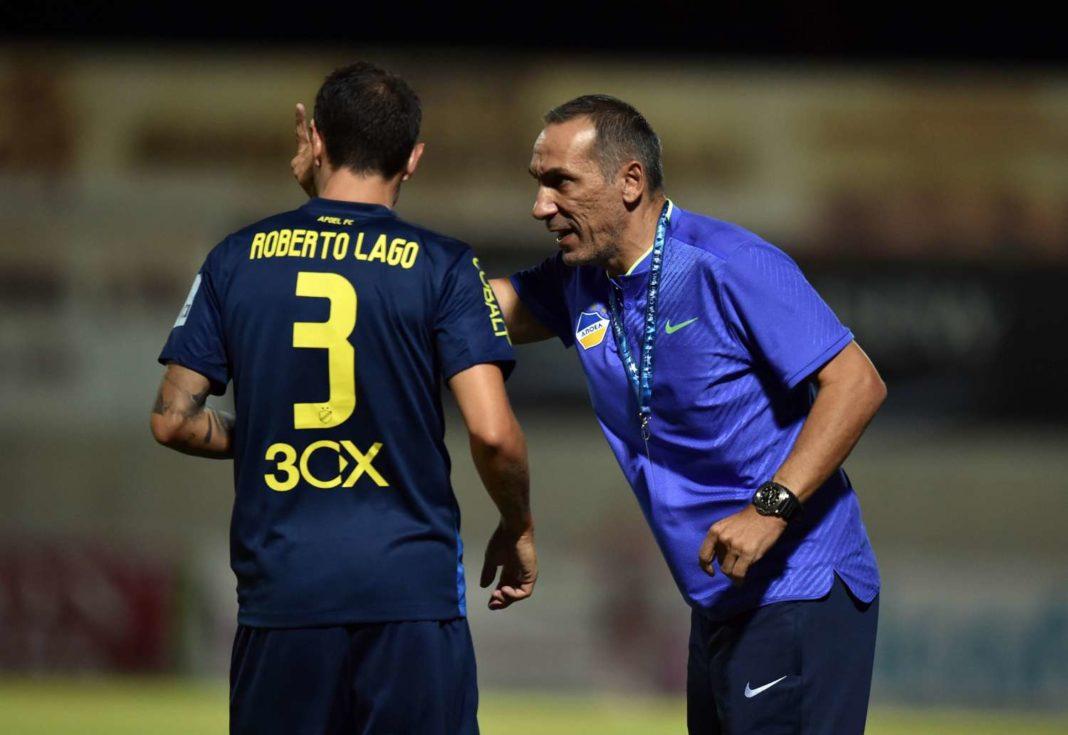 Λάγο: «Ο Ρονάλντο ανυπομονεί να βάλει πολλά γκολ...»
