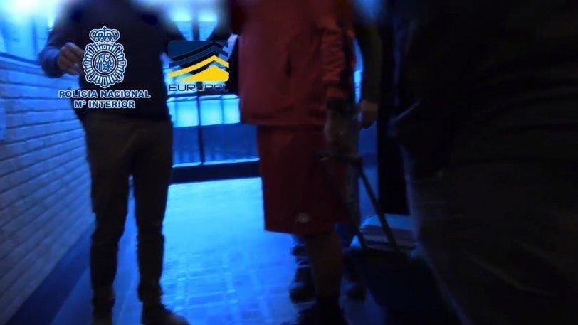 Το βίντεο της σύλληψης του Ραούλ Μπράβο!