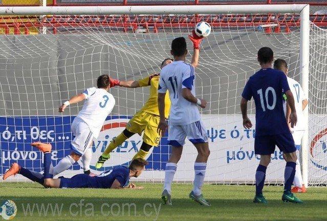 Το βίντεο με τα τέσσερα γκολ και τις πολλές άλλες φάσεις στο Κύπρος - Ελλάδα